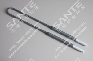 Molybdenum Disilicide Heating Element Mosi2 Rod for 1600-1800degrees Muffle Furnace pictures & photos