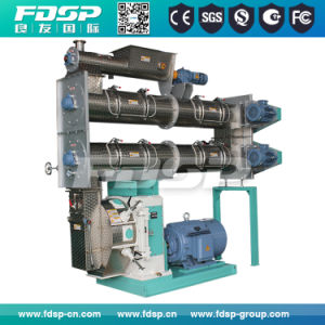 Large Capacity 3-14t/H Animal Feed Machine with Good Ring Die pictures & photos