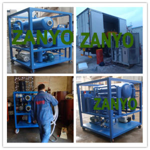 Zyd-II Transformer Oil Degassing Purifier Machine pictures & photos