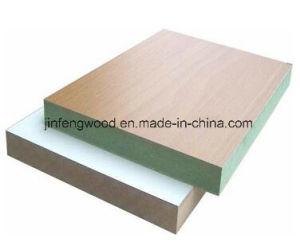 1220*2440mm Melamine Faced MDF pictures & photos