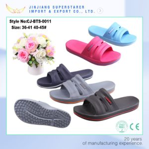 Hot Selling Cheap Disposable Bath Slipper/ Hotel Slipper pictures & photos
