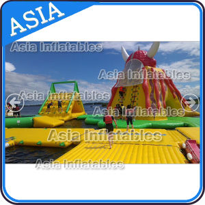 Inflatable Water Slide Combo for Inflatable Water Park Games pictures & photos