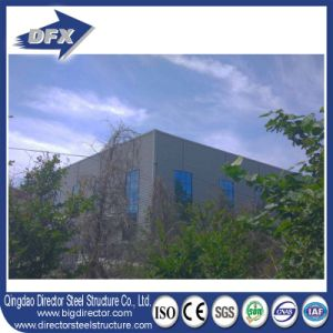 Construction Prefab H Beam Steel Structure Warehouse Building pictures & photos