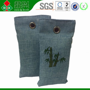 100% Natural Charcoal Bamboo Bag for Shoes pictures & photos