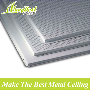 Decorative Aluminum Drop Ceiling Tiles 2X2 pictures & photos