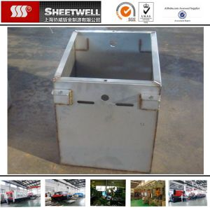 OEM / Custom Sheet Metal Cabinet From Shanghai Sheetwell pictures & photos