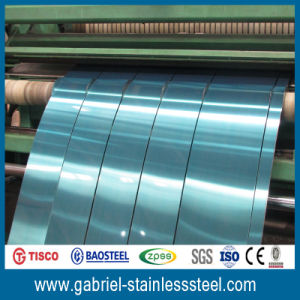 AISI 201 Stainless Steel 2b Strip for Pipe Making pictures & photos