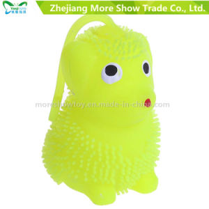 Novelty Multicolor Puffer Doggy Yoyo Light up Ball Kid Toys pictures & photos