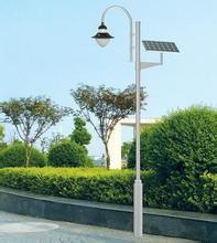 Good Efficiency Cheap Price Waterproof Solar Garden Lighting Pole Light pictures & photos