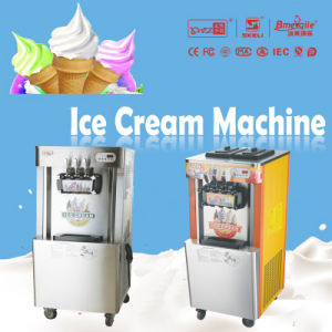Made in China Soft Ice Cream Maker Machine pictures & photos