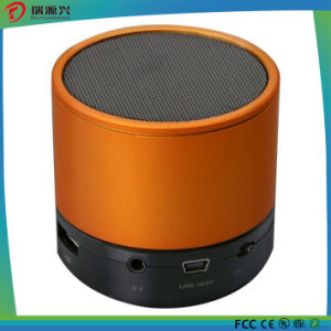 Metal Cover Portable Mini Wireless Bluetooth Speaker pictures & photos