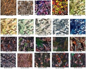 Liquid Image New Coming Water Transfer A3/A4 PVA Printing Film Camouflage Pattern pictures & photos
