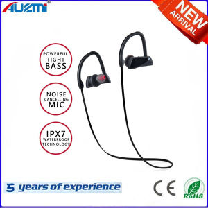 V4.1 Ear Hook Waterproof Sport Bluetooth Headphone pictures & photos