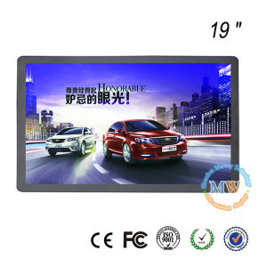 Wall Mounting 5: 4 Android OS 19 Inch Bus LCD Ad (MW-194ARN) pictures & photos