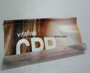 Plastic Pole Fabric Hanging Banner Printing (SS-FH45) pictures & photos
