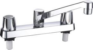 Two Handle Basin Tap Mixer pictures & photos