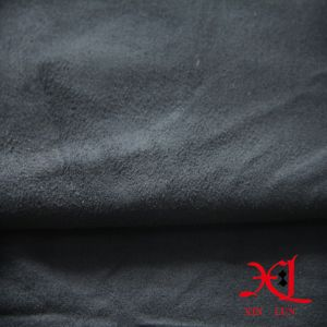 100% Polyester Suede Fabric for Sofa/Hometextile Fabric pictures & photos