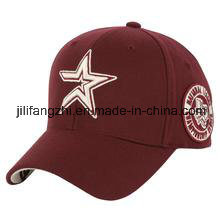 Plain Baseball Cap Blank Hat Solid Color Hook & Loop Adjustable pictures & photos