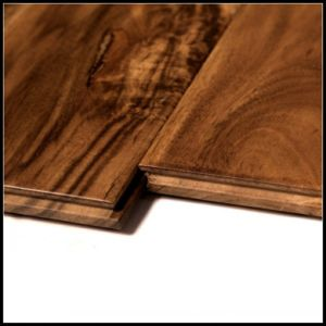 Household/Commercial Acacia Solid Wood Flooring/Hardwood Floor pictures & photos