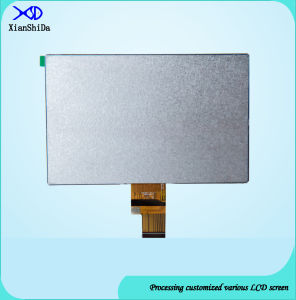 HD 7 Inch LCD Display Screen Lvds Interface pictures & photos