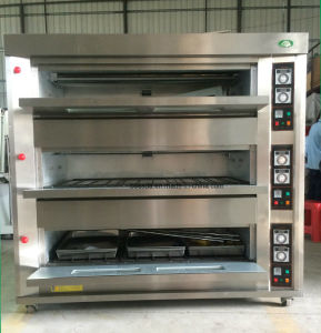 High-Quality Wafer Biscuit Bakery Oven/Wafer Manufacturing machinery pictures & photos