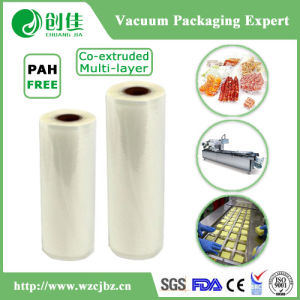 Nylon PE Plastic Stretch Food Packaging Barrier Film pictures & photos