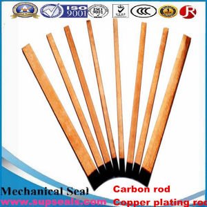 Gouging Carbon Rod/ Copper Plating Rod pictures & photos