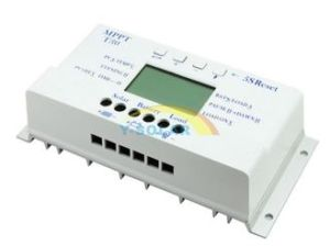 12V/24V 30A Solar Charger Regulator/Controller for Solar System with Ce and LCD T30 pictures & photos