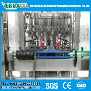 Automatic 3-in-1 Carbonated Beverage Filling Machine/Gas Drink/Equipment pictures & photos