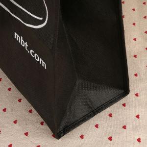 Logo Printed Non Woven Wine Bottle Bag for Shop (HC0006) pictures & photos