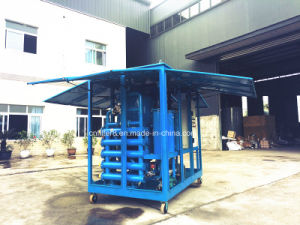 Waste Insulating Oil Transformer Oil Switchgear Oil Filtration Machine (ZYD) pictures & photos