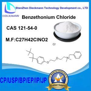 Benzethonium Chloride CAS: 121-54-0 pictures & photos