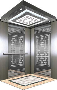 Good Decoration Passenger Lift Home Lift pictures & photos