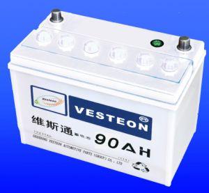 DIN-Standard Mf75 Maintenancefree Car Battery 12V, 75ah pictures & photos