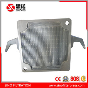 High Temperature Steel Cast Iron Filter Press Plate pictures & photos