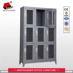Masyounger Factory 9 Doors Metal Locker Steel Locker pictures & photos