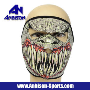 Anbison-Sports Fashion Neoprene Full Face Protector Mask Type Dinosaur pictures & photos