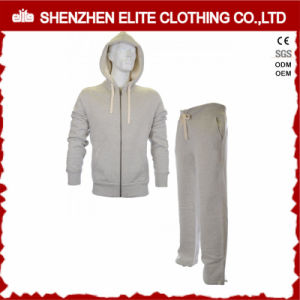 High Quality Popular Grey Sportwear Tracksuit (ELTTI-9) pictures & photos