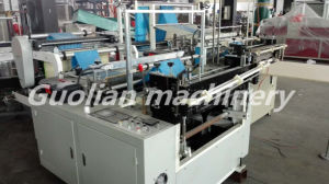 Heat Sealing Cold Cutting Automatic Plastic Bag Making Machine pictures & photos