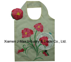 Foldable Gifts Shopper Bag, Flowers Style, Tote Bags, Reusable, Lightweight, Grocery Bags and Handy, Promotion, Accessories & Decoration pictures & photos