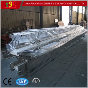 Stainless Steel 304 Manual Fish Cutting Table Hot Sale pictures & photos