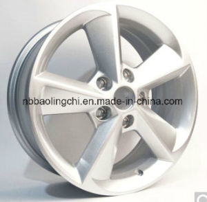16*J6.5 Alloy Wheel with PCD 5X112 for Skoda pictures & photos