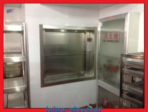 100kg-500kg Stainless Steel Food Elevator Umbwaiter Lift for Sale pictures & photos