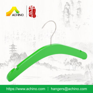 Clothes Hanger with Notches for Kids (HKT003) pictures & photos