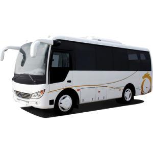 Disesl Coach Bus Slk6750AC pictures & photos