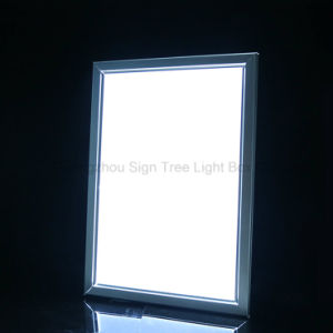 High Quality Decorative LED Advertising Wall Poster Frame Slim Light Box pictures & photos