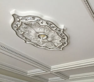 New Design PU Ceiling Medallions pictures & photos