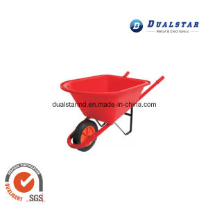 Construction Wheel Barrow with High Quality pictures & photos