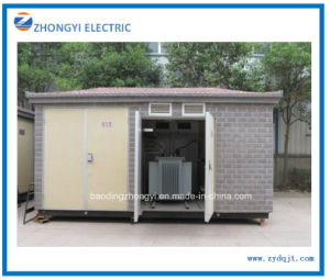 China Manufacturer Power Distribution Box Type Compact Package Kiosk Substation pictures & photos
