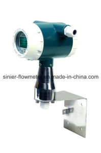 Clamp Type Dn25 Pulse Output Ex-Proof Vortex Flow Meter for Measuring Liquid Gas Steam pictures & photos
